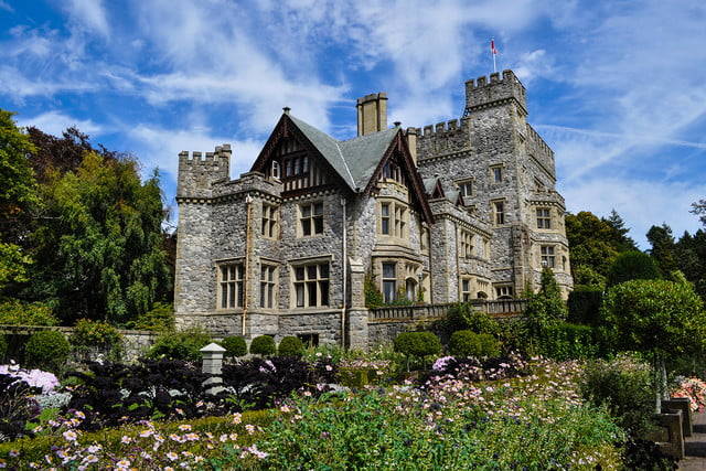 10 famous movie locations you can actually visit hatley castle bc 2
