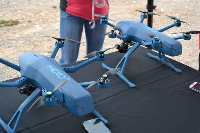 unknown drone company roundup ces 2016 hexo  0056