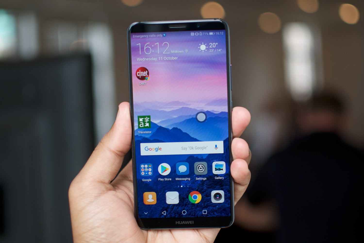 Everything You Need To Know About The Huawei Mate 10 Pro