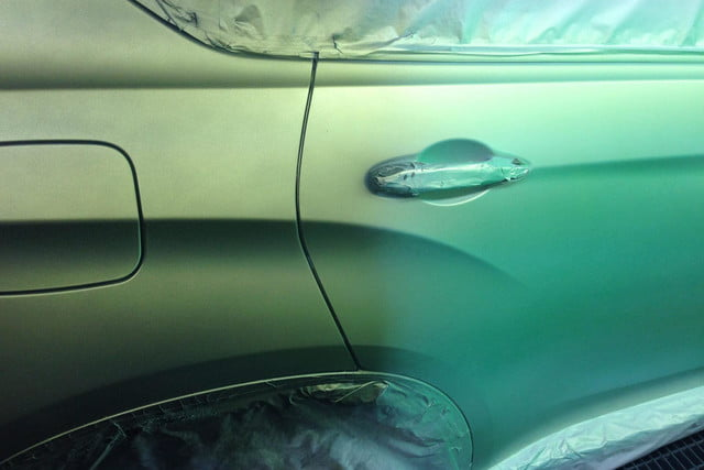 bmw x6 color changing paint pictures video hulk 4