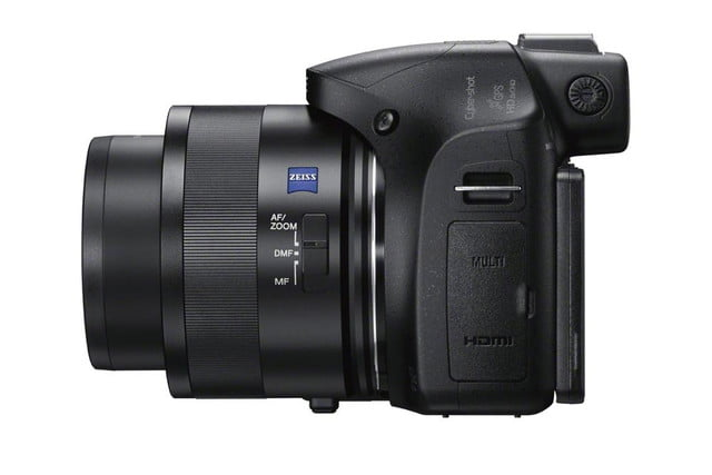 new sony cybershot cameras announced 2014 cp plus hx400v side 1200