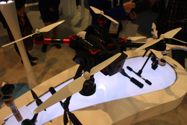 unknown drone company roundup ces 2016 img 1881