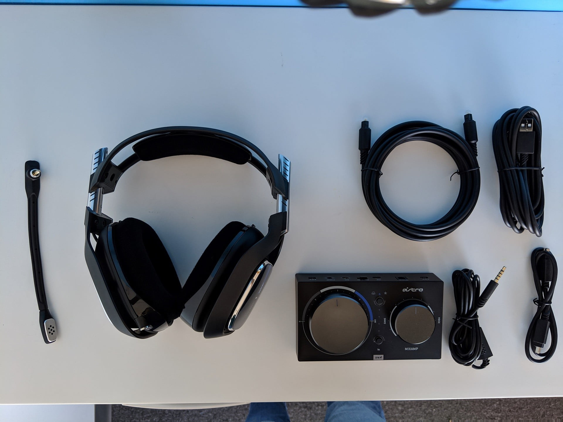 The Astro A40 TR and Mixamp Pro Turn The Volume Up On Pro