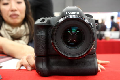 Magic Lantern Update Adds DNG Support to Canon DSLRs