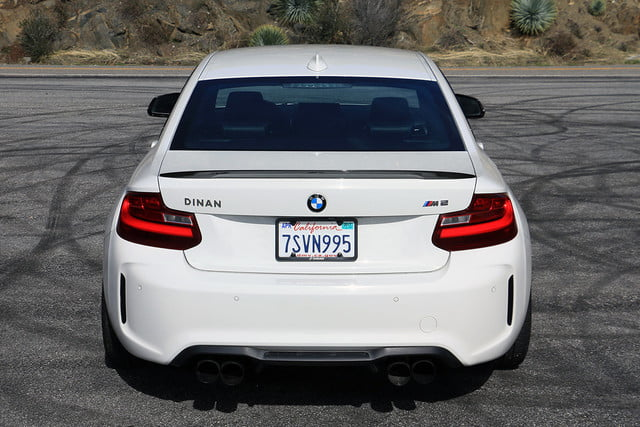 Driving The Dinan M2, A Tuner Car That Pushes The M2 to the