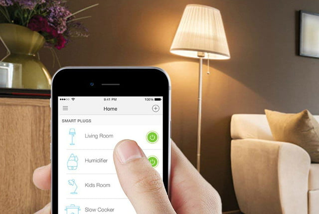 amazon echo and google home smart plug deals on kasa wifi by tp link 1