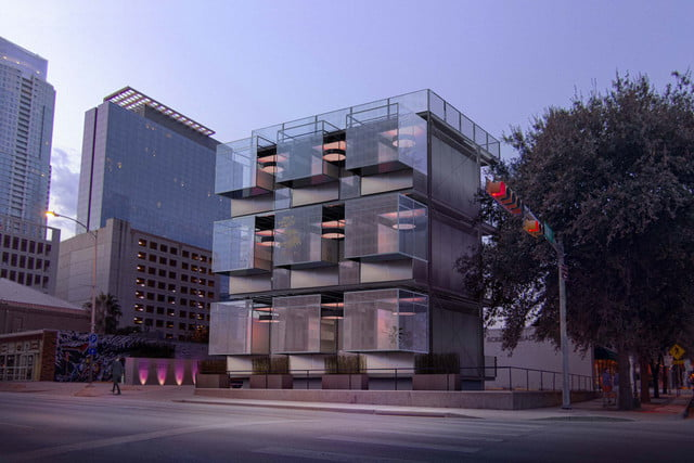 kasita is a tiny apartment that moves between cities austin downtown cesar chavez 1 1440x960