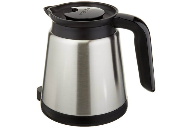 amazon daily deal keurig k475 single serve k cup pod coffee maker thermal carafe