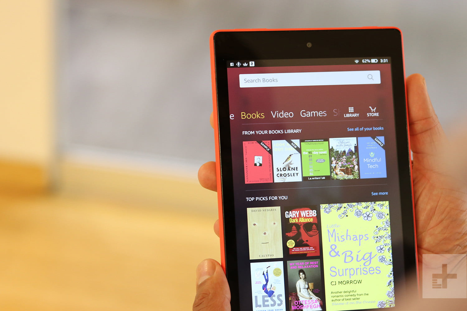 Amazon Fire HD 8 Review (2018) | Digital Trends
