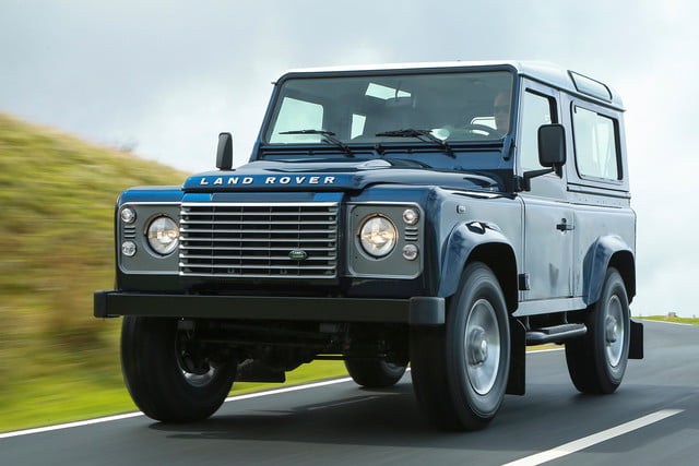 11 cars that will go extinct in 2016 land rover defender 14