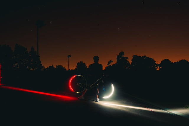 how technology is transforming cycling light the way  revolights