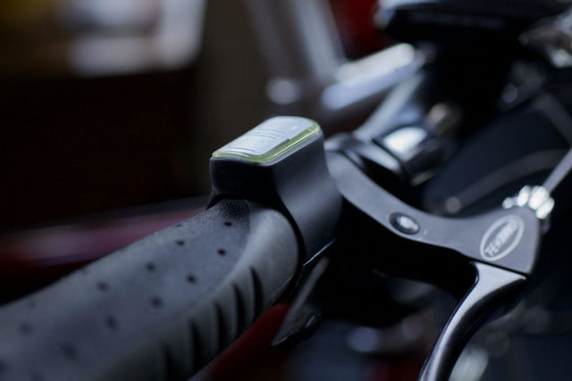Lumos bike helmet turn signal remote