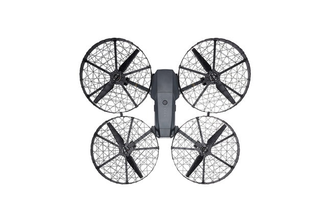 dji launches mavic pro accessories with propeller cage