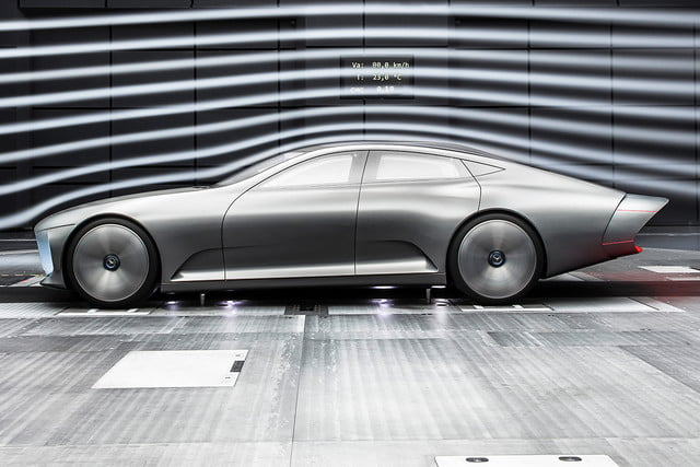 mercedes benz electric sedan news performance specs concept iaa hard 7