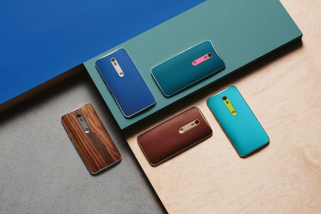 moto x 2015 news style pure edition colors backs