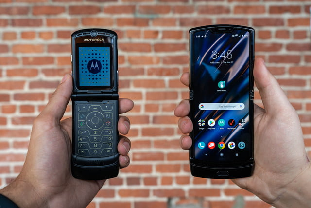 motorola razr hands on features price photos video release date review 6