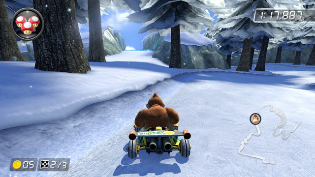 mario kart 8 shortcuts mount wario 2