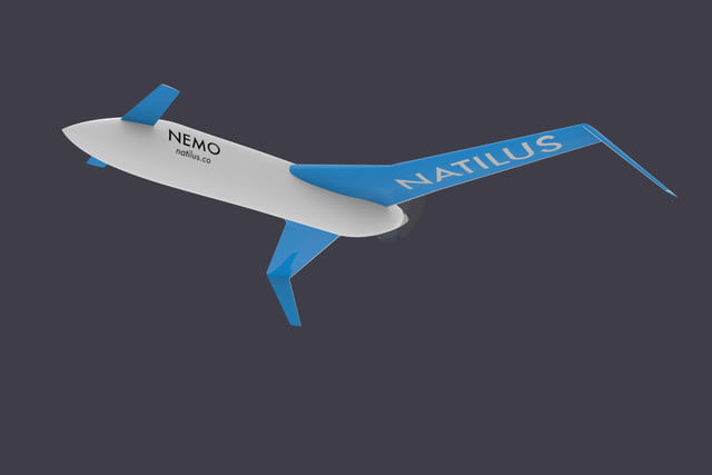 Natilus Giant Drone