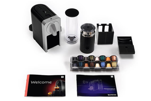 nespresso bluetooth coffee machine prodigio 005