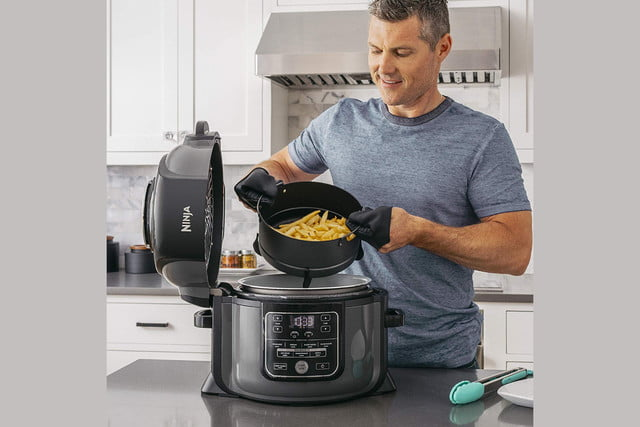 amazon slices 50 off instant pot ultra and ninja foodi pressure cooker prices op301 4  1