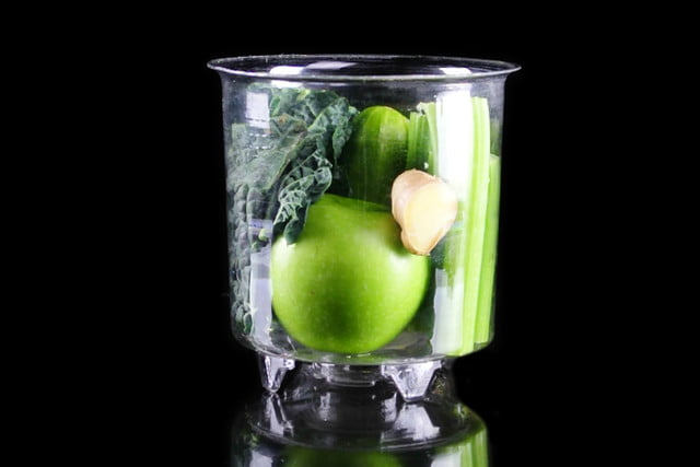 the nutralux is a pod based cold press juicer for home nutrapod green