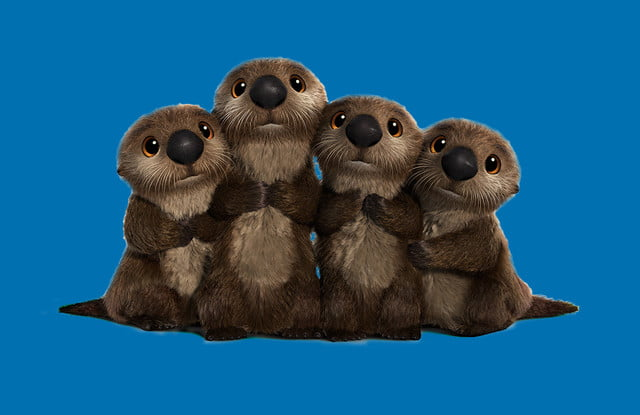 andrew stanton talks finding dory otters characters 3c677845