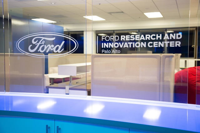 Ford Research and Innovation Center Palo Alto