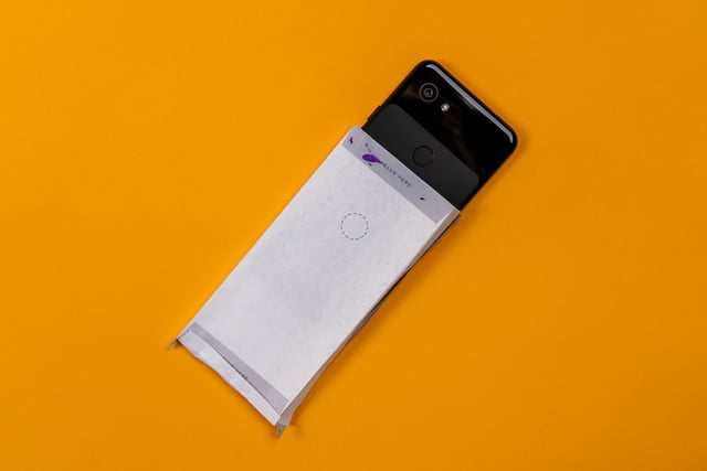 Google Envelope Phone