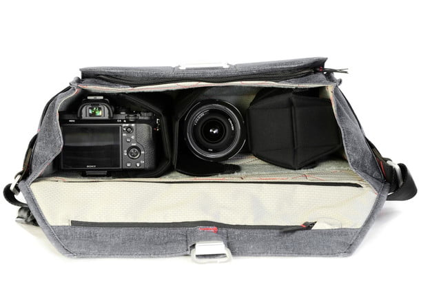 this photography bag suits your everyday needs with or without a camera peak design messenger 4
