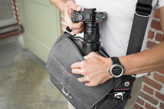 this photography bag suits your everyday needs with or without a camera peak design messenger 9