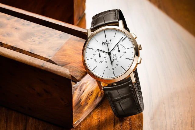 The Manual Wind: Piaget Altiplano Chronograph