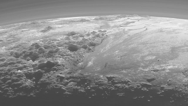 new horizons spacecraft pluto