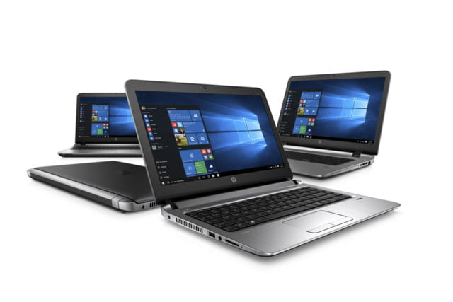 hp prodesk and probook lines updated with skylake hardware