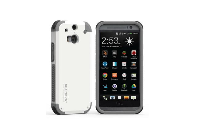 best htc one m8 cases pure gear dualtek