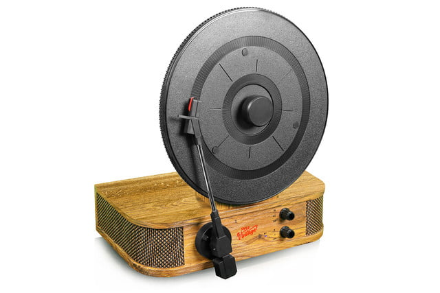 pyle usa bluetooth vertical turntable 3