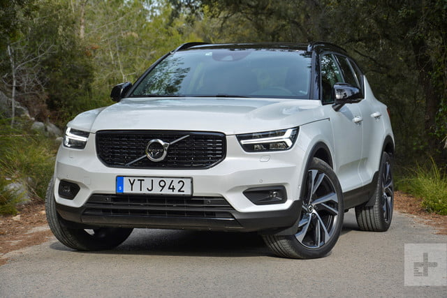 2019 Volvo Xc40 Review Driving Impressions Specs Digital Trends