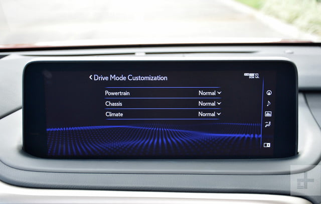the evolution of car infotainment systems rg 2020 lexus rx 350 25