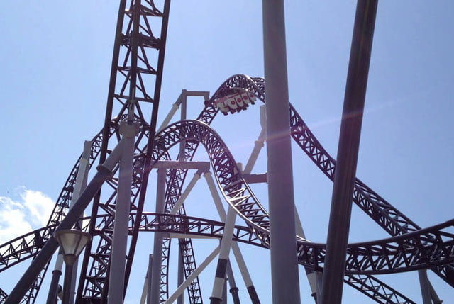 biggest rollercoasters in the world roller 2