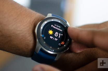 Wear This Stylish 42mm Samsung Galaxy Watch for $50 off at