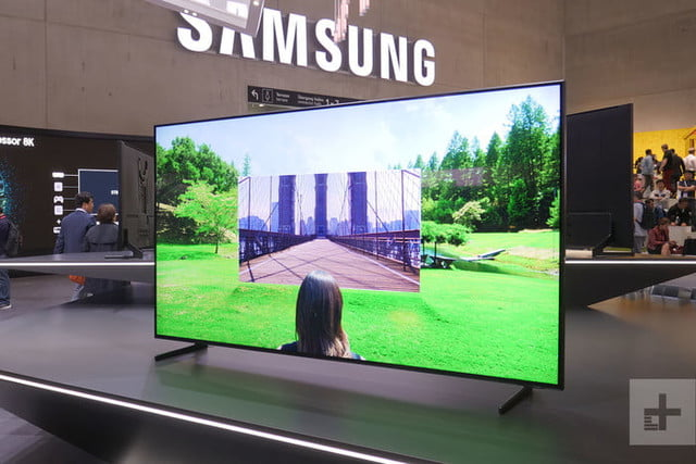 Samsung's 85-inch Q900R 8K QLED Now Available for Pre-Order