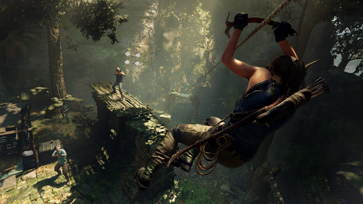 Shadow of the Tomb Raider' Review | Digital Trends