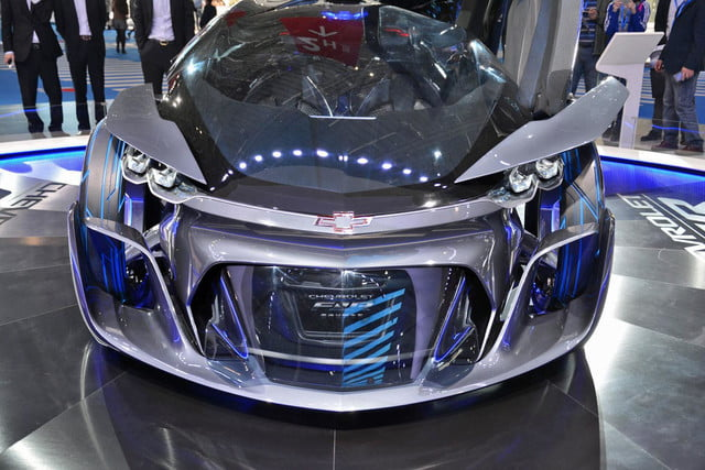 chevrolet fnr concept news pictures and specs shanghai 2