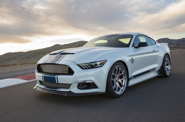 Shelby 50th Anniversary Super Snake