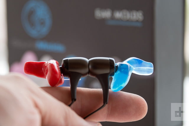 soundmold eartips both