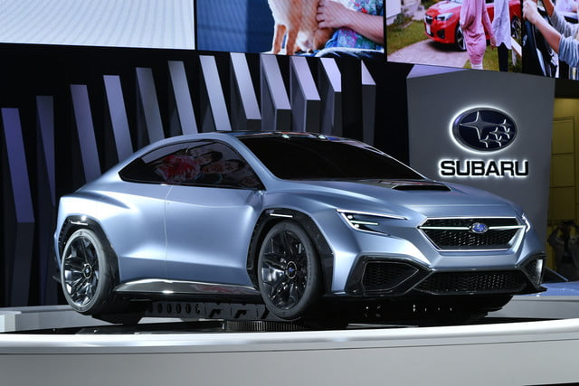 Subaru Viziv Performance