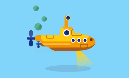 Change Your Home to a Yellow Submarine in Google Maps