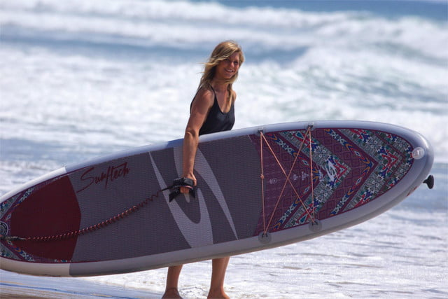 surftech bloom paddle board 4