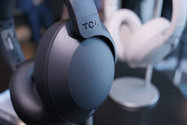 tcl noise canceling true wireless headphones ifa 2019 anc headphone 3
