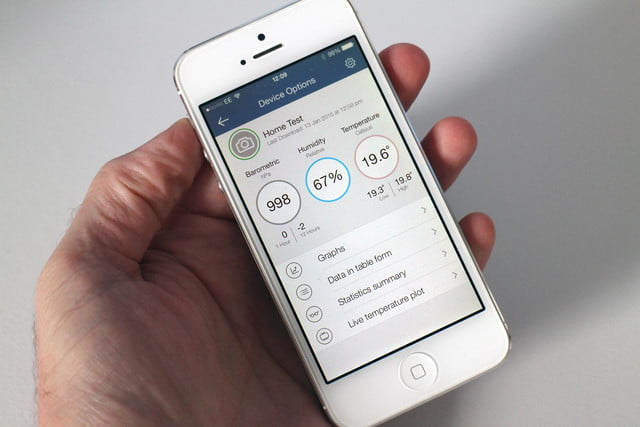 Tempo Bluetooth Smart Thermometer hands on