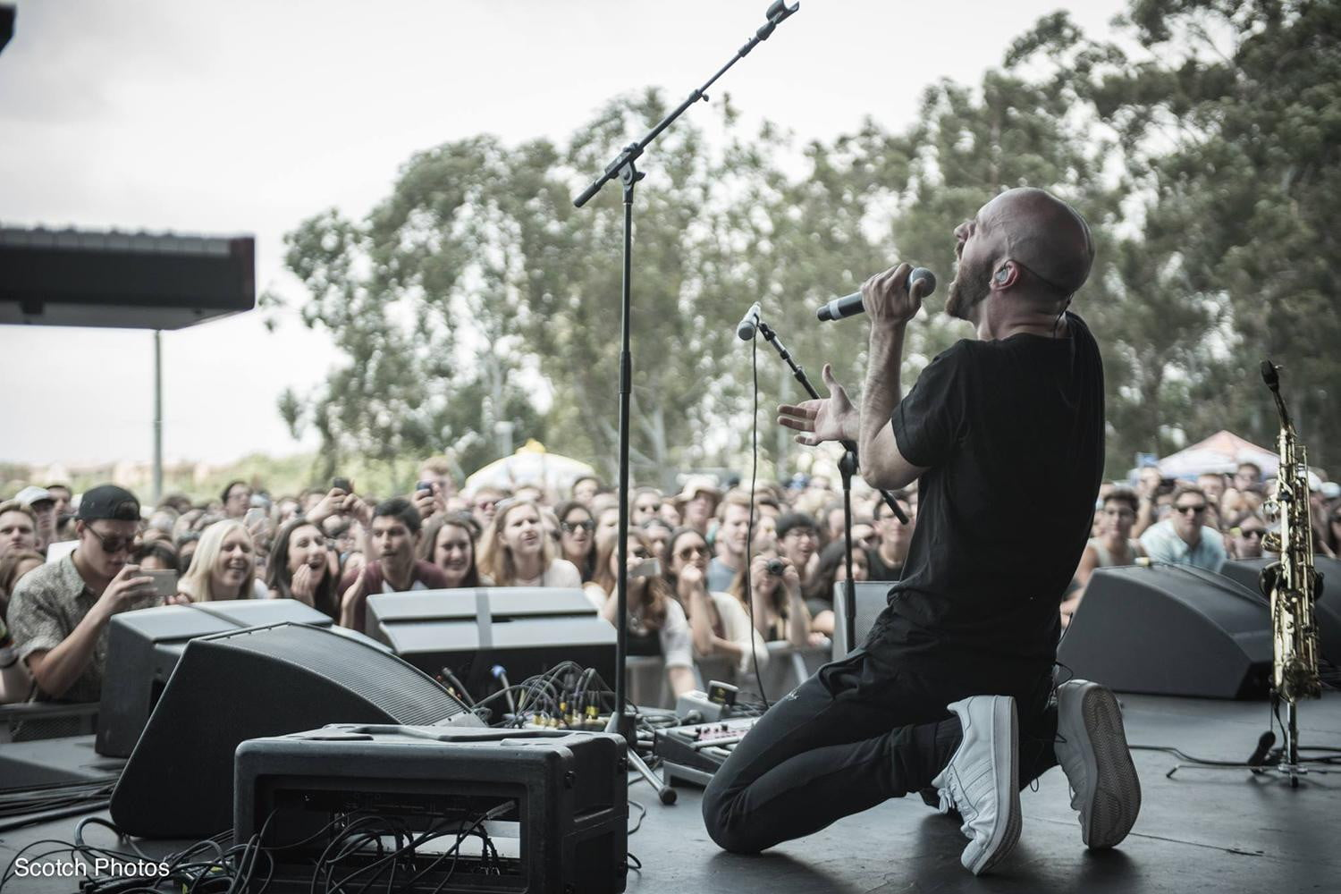 Interview: X Ambassadors' singer songwriter Sam Harris